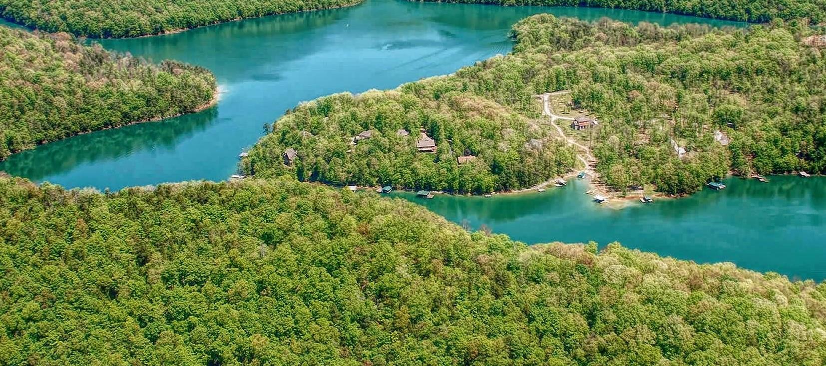 Cove Norris - Norris Lake - Caryville TN