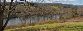 Melton Hill Lake Waterfront Homes