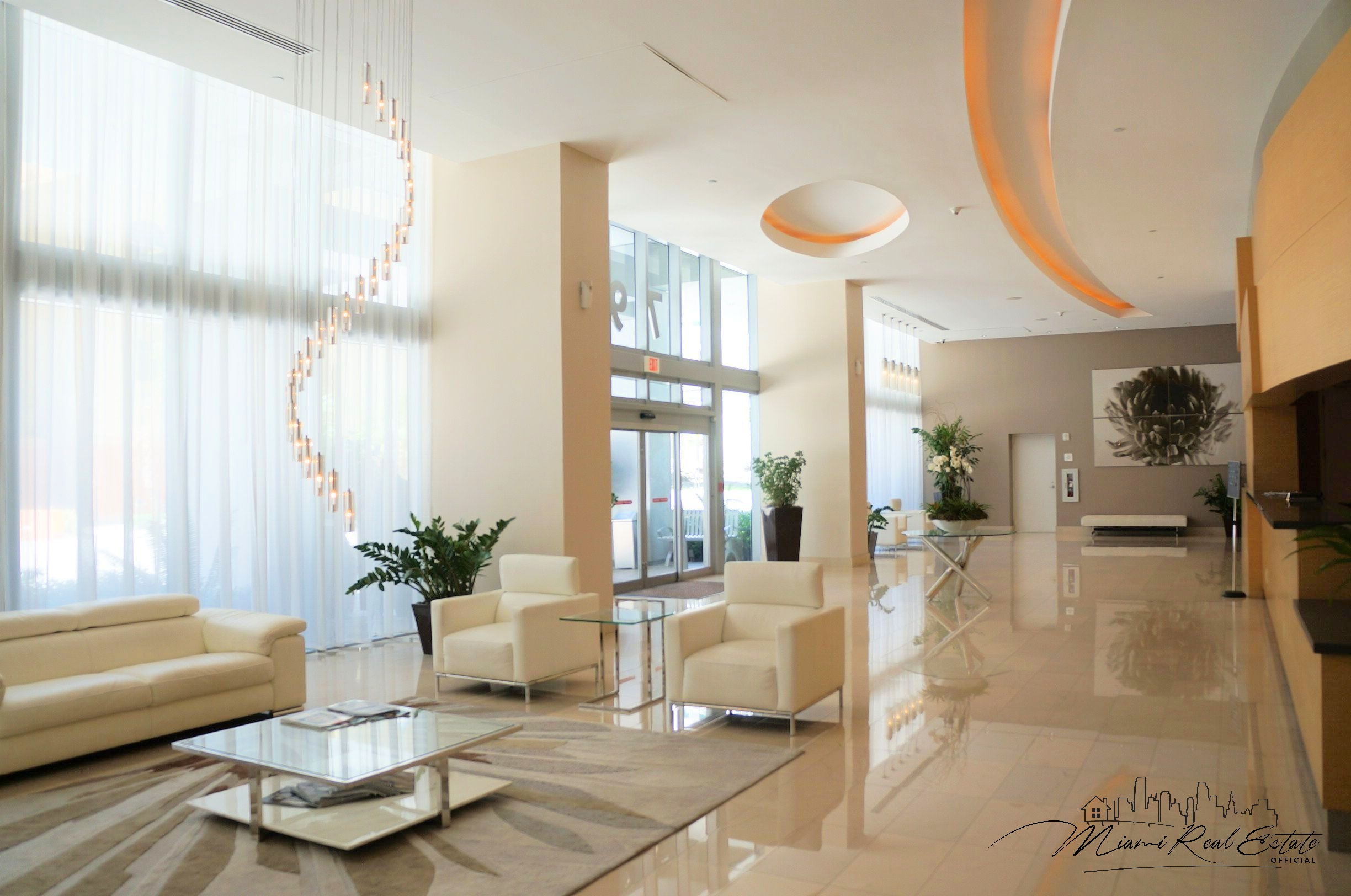 axis brickell lobby