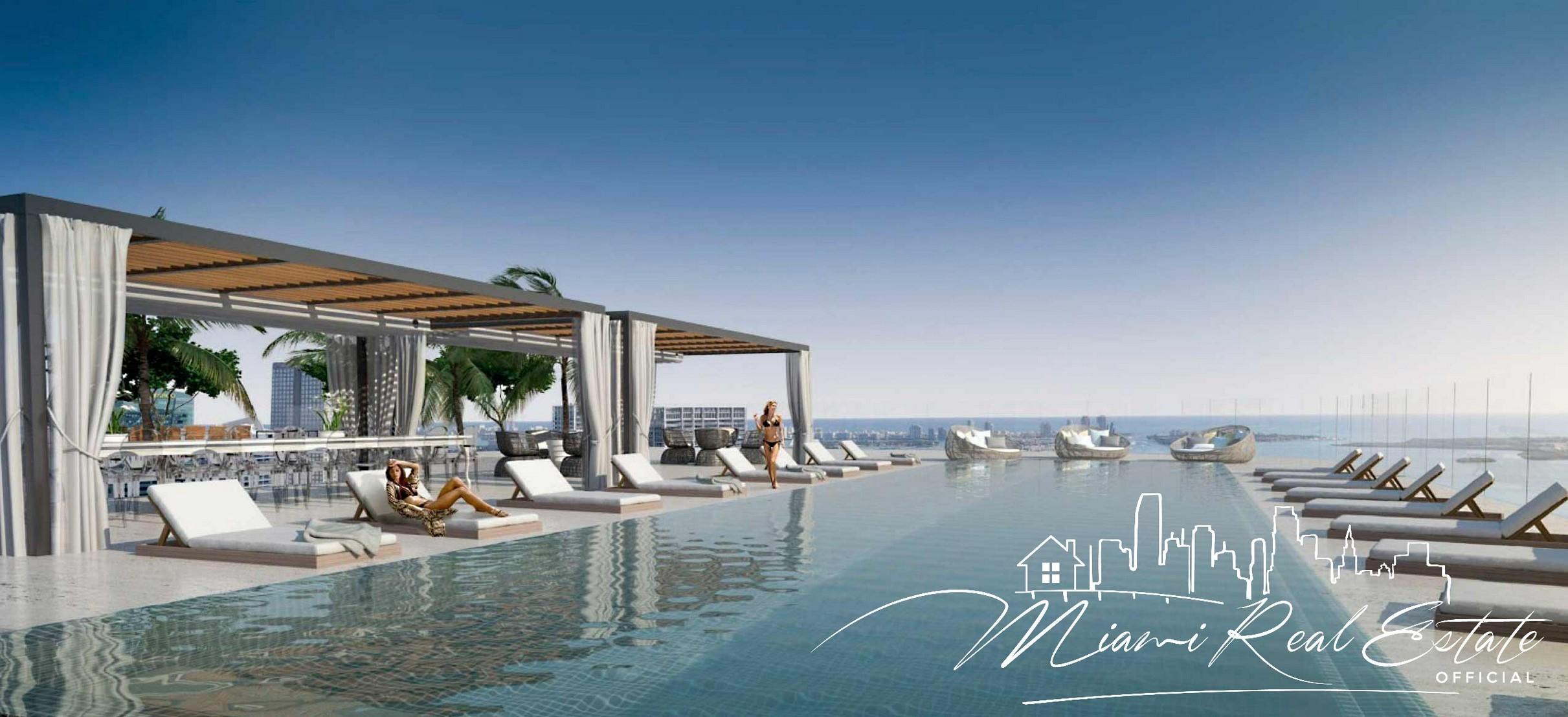 SLS Lux Pool
