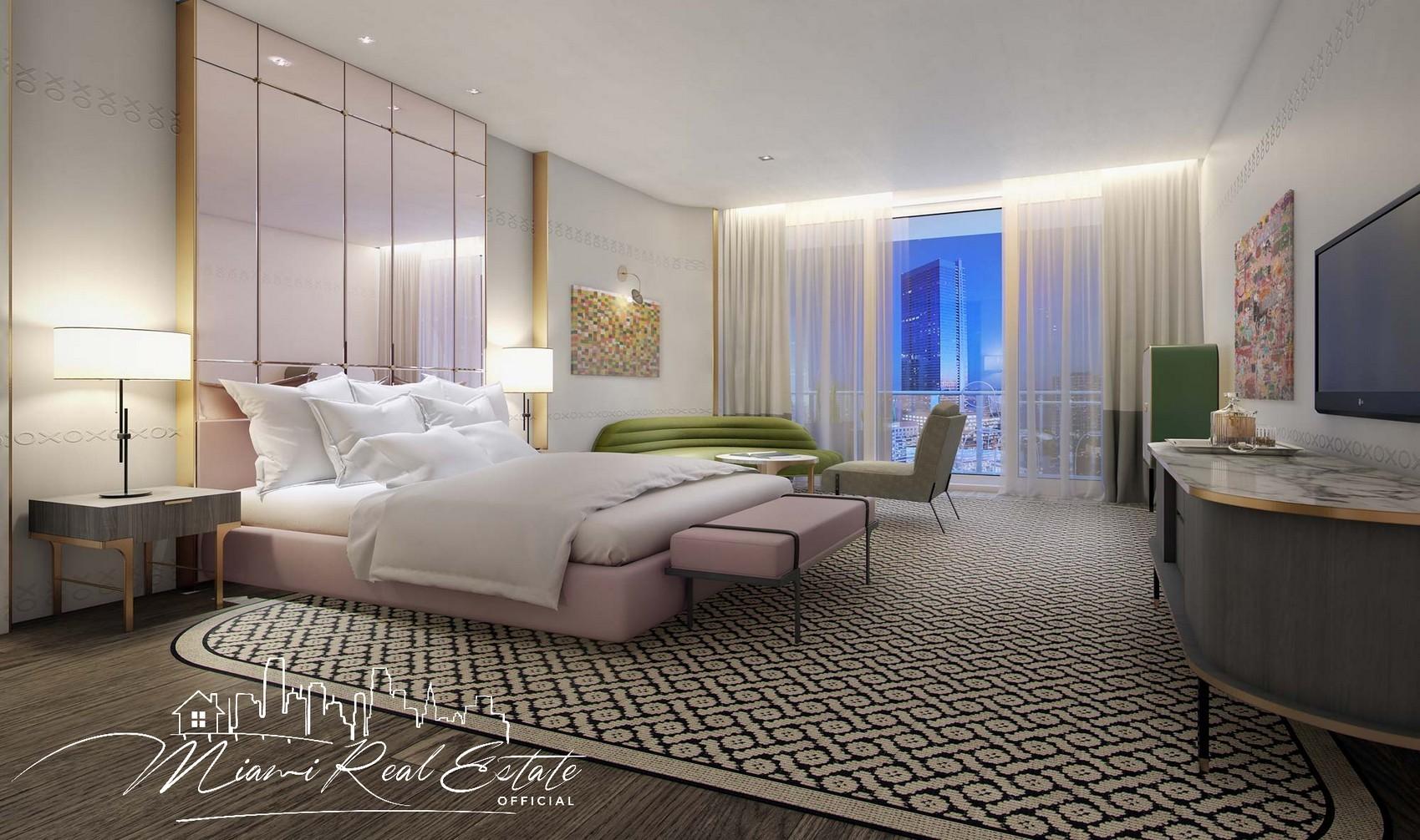 SLS Lux hotel condo