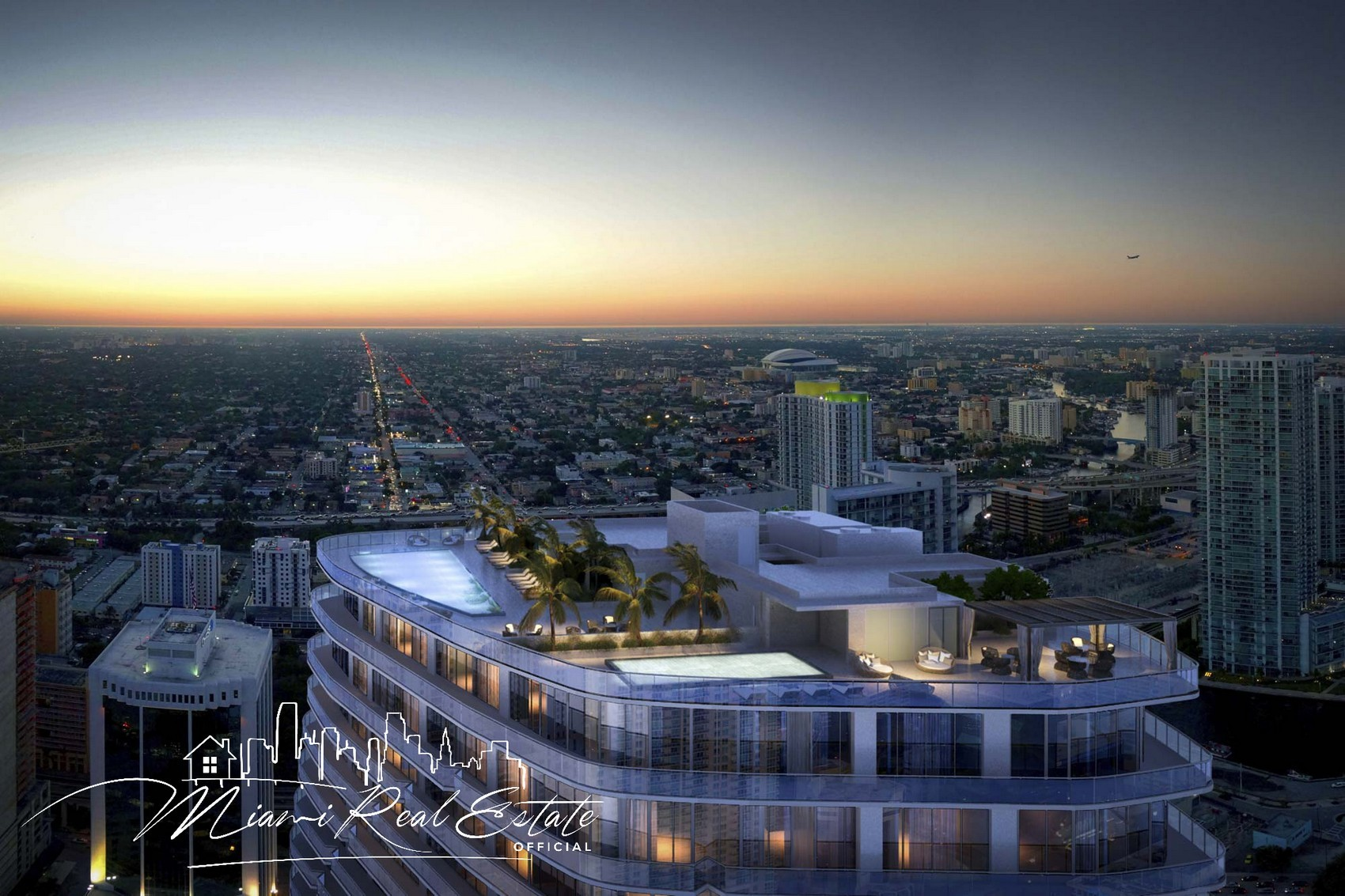 SLS Lux penthouse