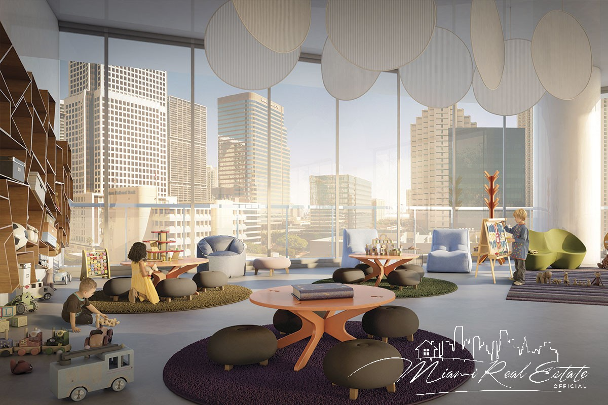 SLS Lux lids playroom