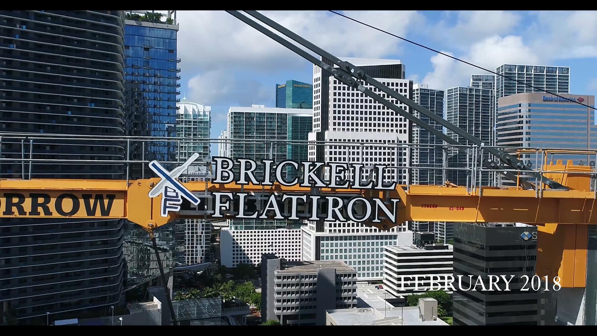 Brickell Flatiron Condos