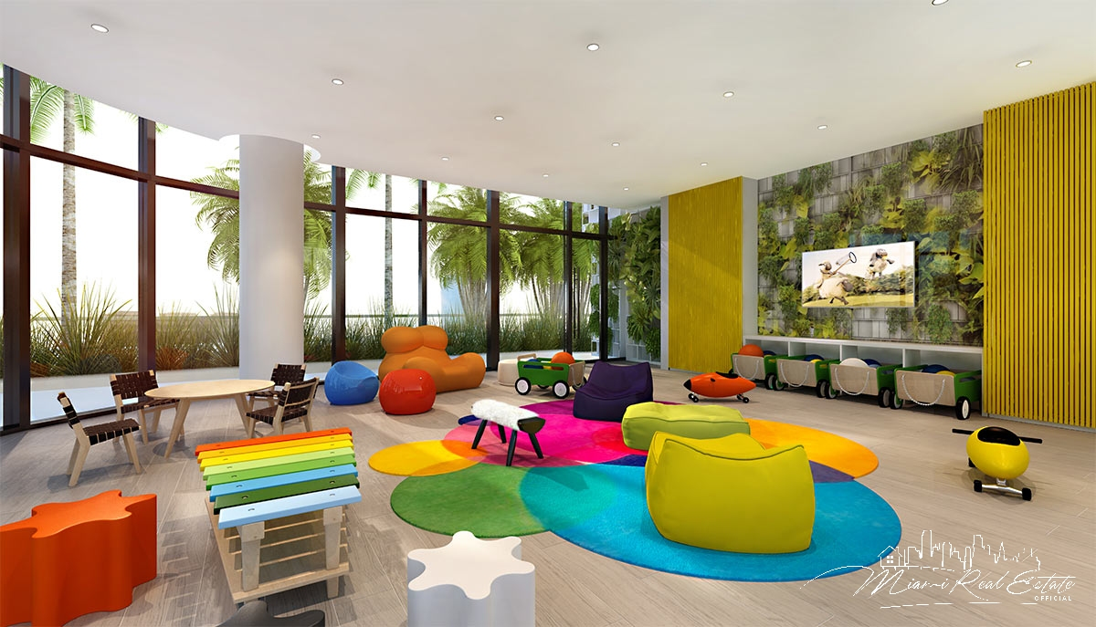 brickell heights kids family play room