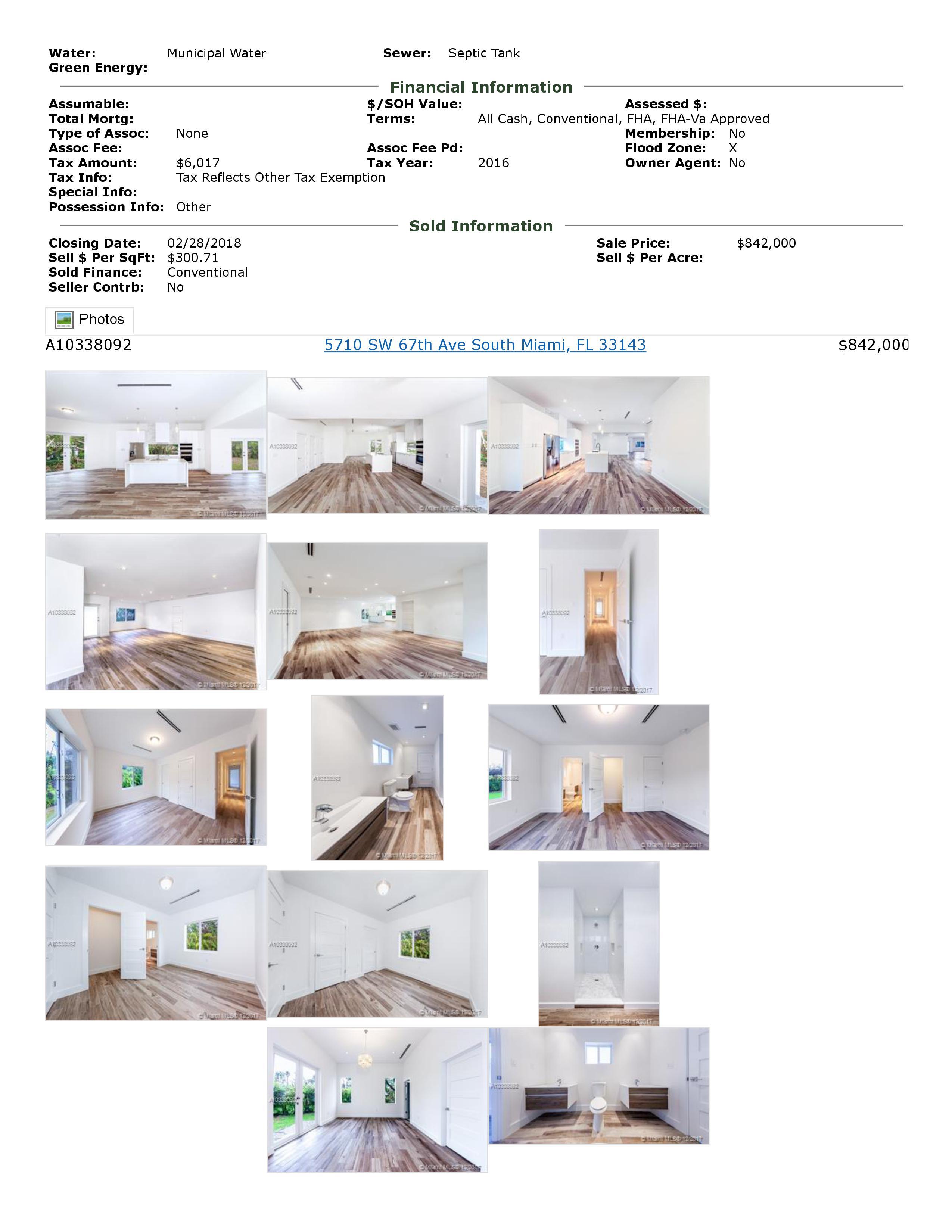5710 sw 67 avenue south miami fl 33143