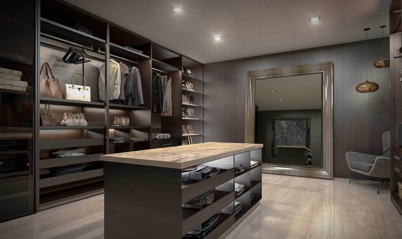 miami walkin closet