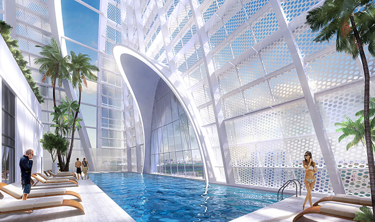 Okan Tower Miami