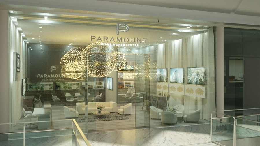 paramount world center spa