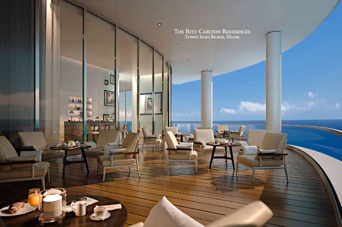 Ritz Carlton Residences Sunny Isles Beach