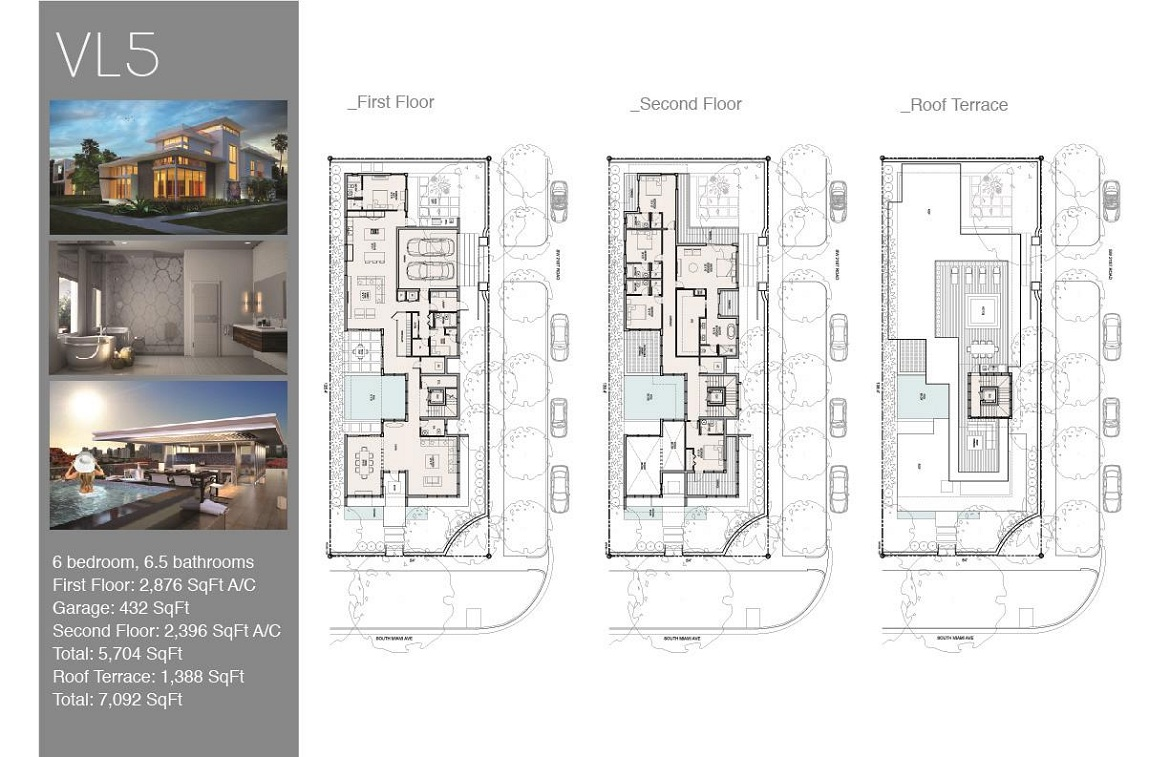 Villa Leone Floor Plan 5