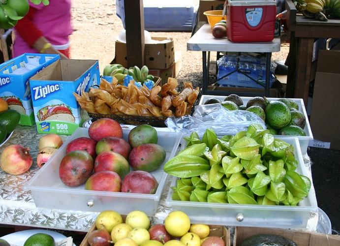 Manoa Marketplace Weekly Farmers' Market