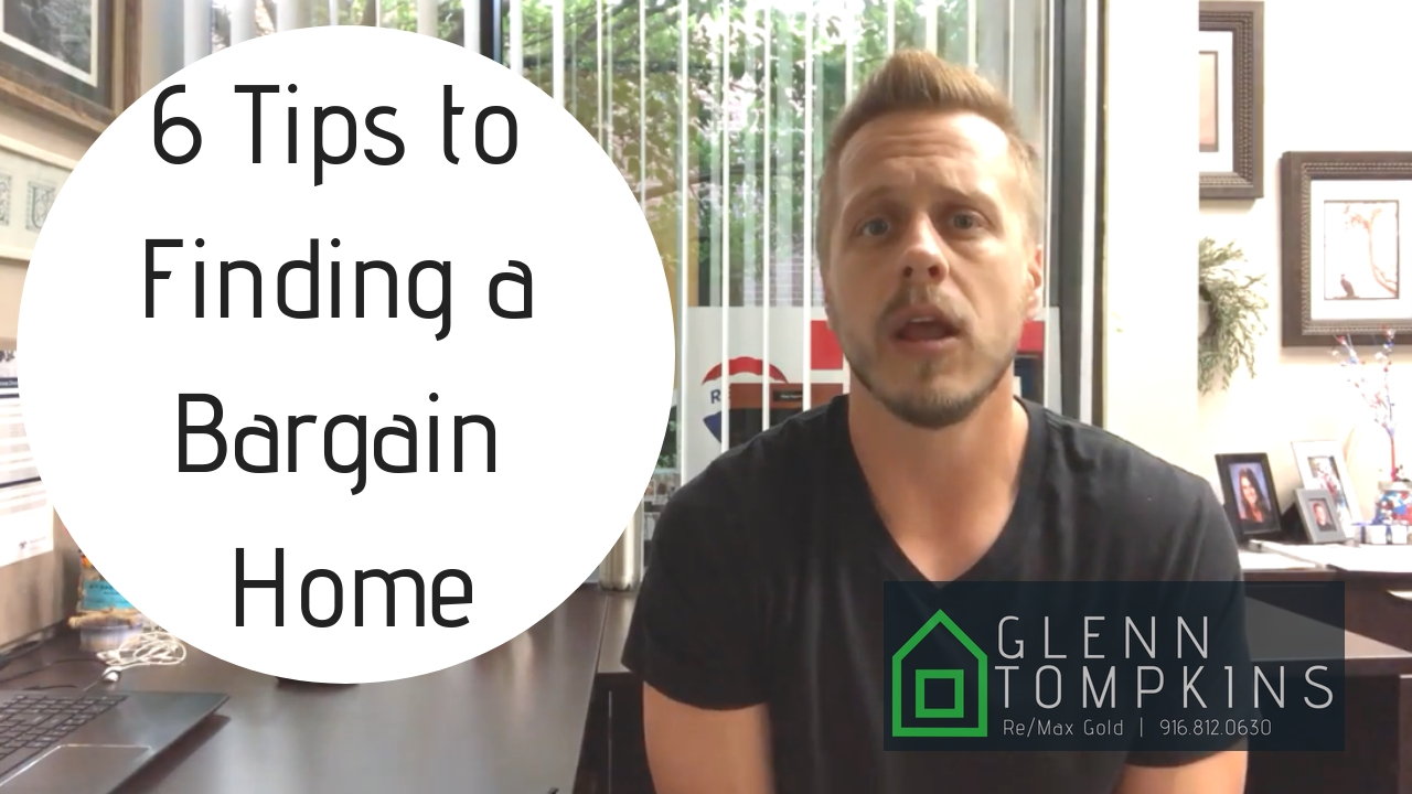 6 tips to finding a bargain home