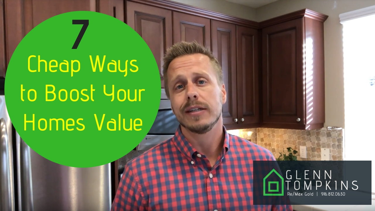 7 cheap ways to boost the value of your home