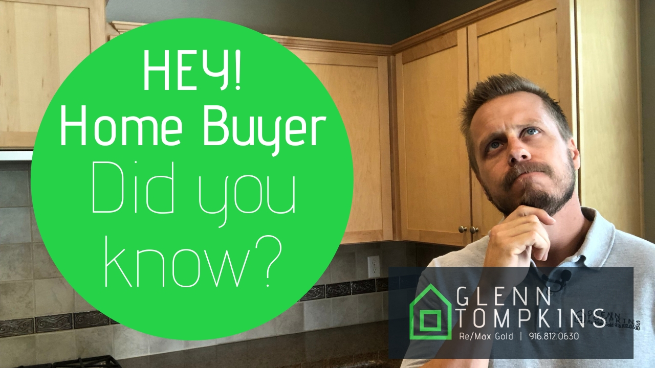 Hey Home Buyer! Did you know?