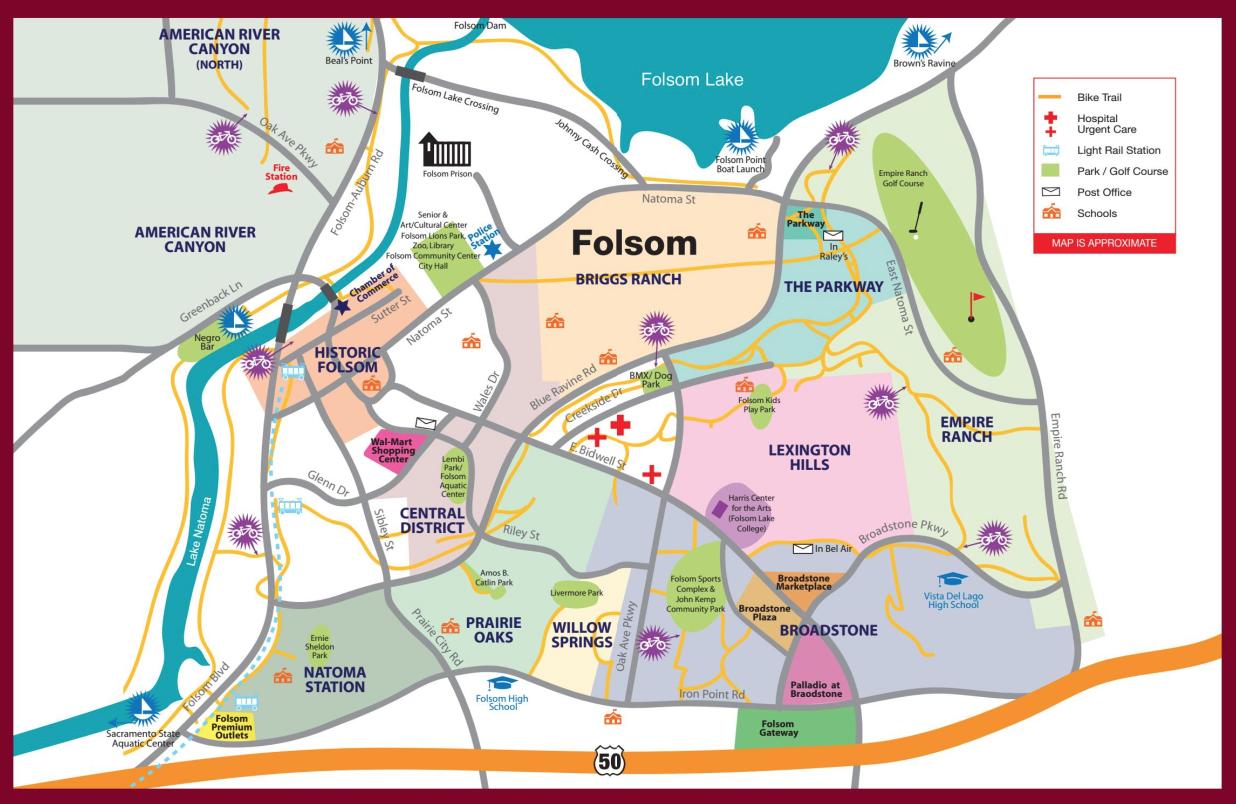 Subdivisions in Folsom CA