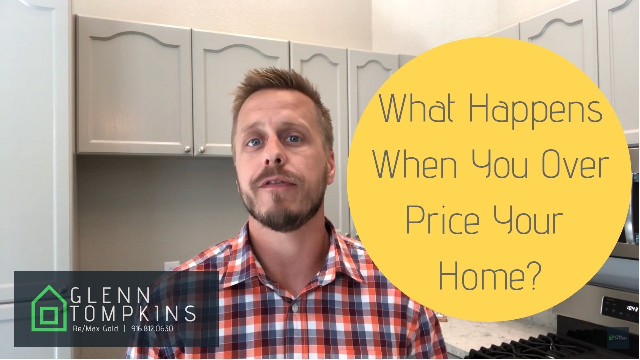 what happens when you over price you folsom home