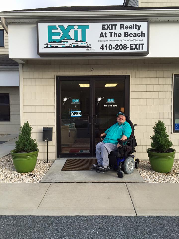 Eric  @ EXIT Realty At The Beach