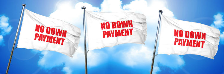 No Down Payment Programs in Texas