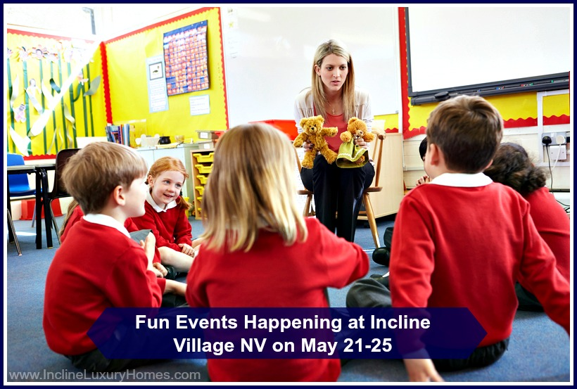Visiting Incline Village at the last week of May? Be sure to stick around for these exciting activities!