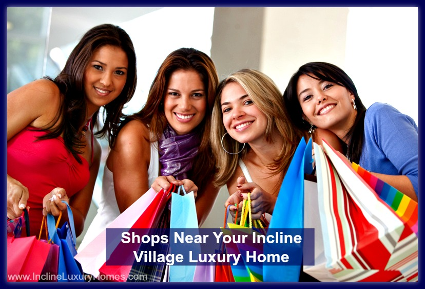 Check out these 4 must-visit boutiques in incline Village NV!