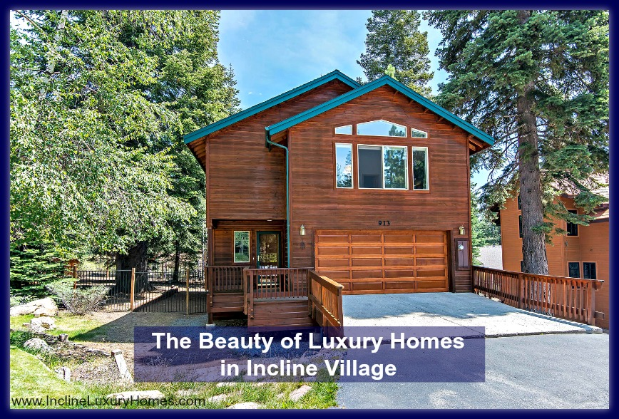 Enjoy all these great perks if you live in a luxury home in Incline Village!