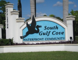 Homes for Sale in South Gulf Cove, FL