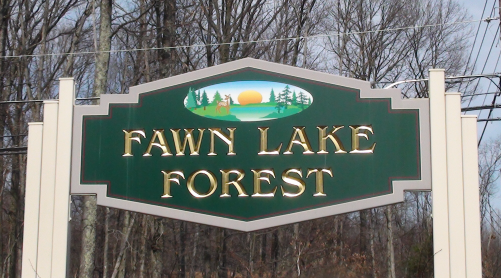 Fawn Lake Forest PA Homes for Sale