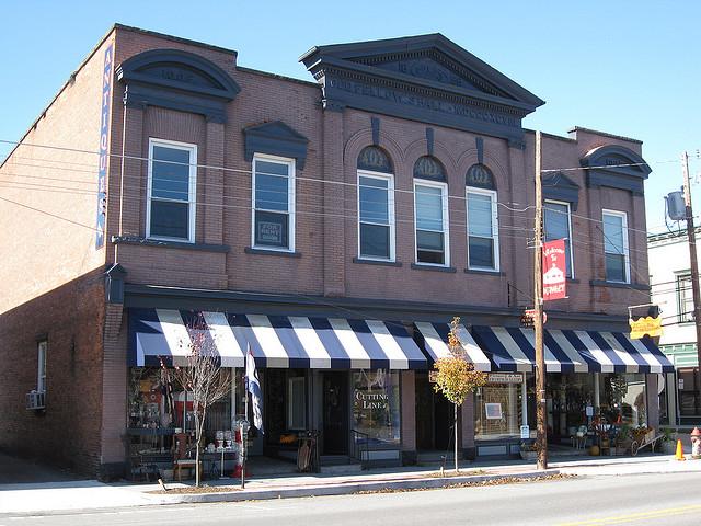 Historic Downtown Hawley PA