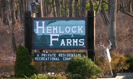 Hemlock Farms Homes for Sale PA