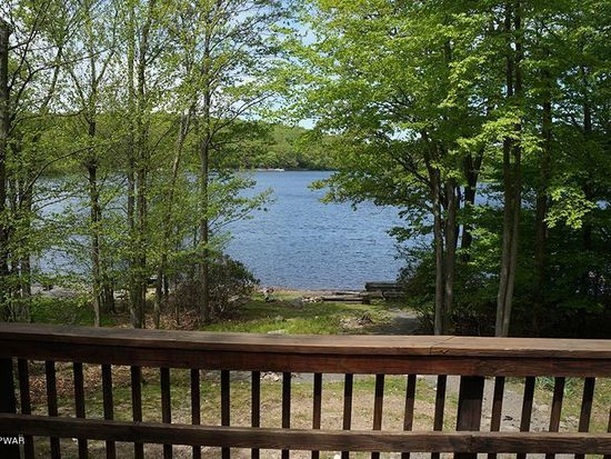 Laurel Lane PA Lakefront property view!