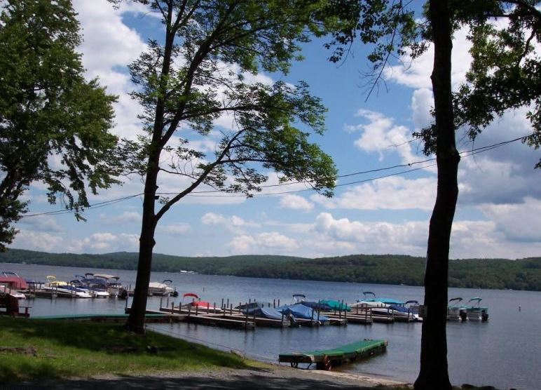 Homes for Sale in Sunset View on Lake Wallenpaupack PA