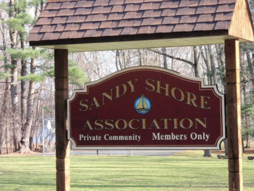 Sandy Shore Homes for Sale Lakeville PA