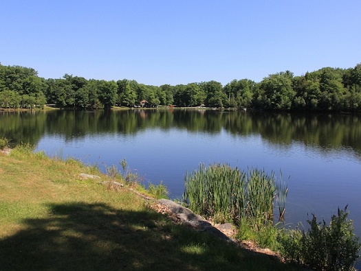 Tanglewood Lakes Homes for Sale PA