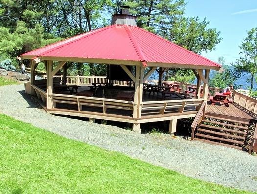 Tanglewood Lakes Community Gazebo - Greentown PA
