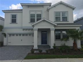 Davenport FL Single Family Home For Sale: $382,005 *up to 10,000 cash back