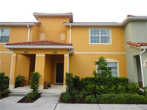 Championsgate FL Townhouse For Sale: $289,990