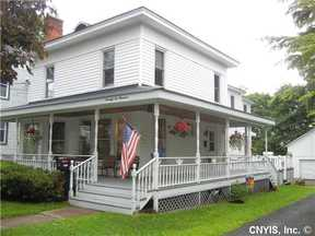 Lowville NY Single Family Home Sold: $159,000
