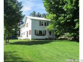 New Bremen NY Single Family Home Sold: $149,000