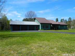 Lowville NY Single Family Home Sold: $189,000