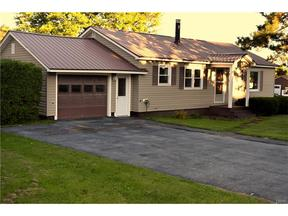 Lowville NY Single Family Home Sold: $90,000