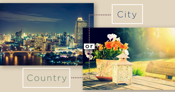 City or Country?