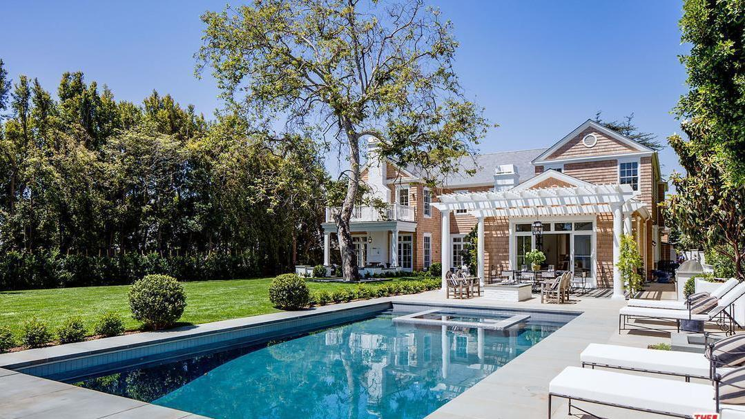 Look inside for photos of the Brentwood Mansion