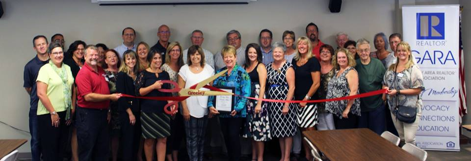 Greeley Board of Realtors Ribbon Cutting