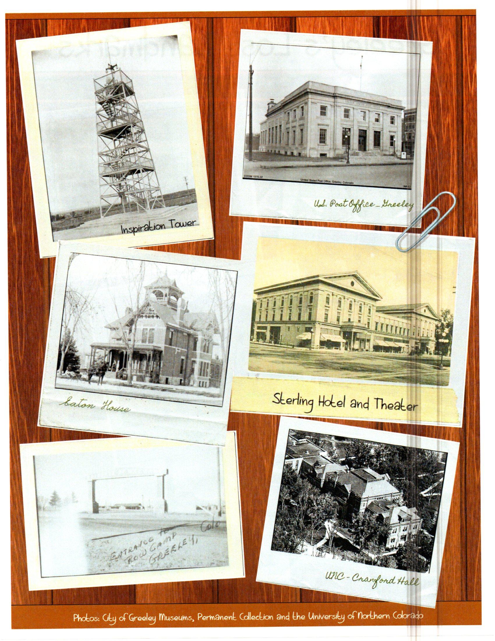 Greeley's Lost Landmark