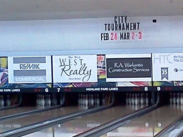 West Realty Sponsorship of Fundraiser