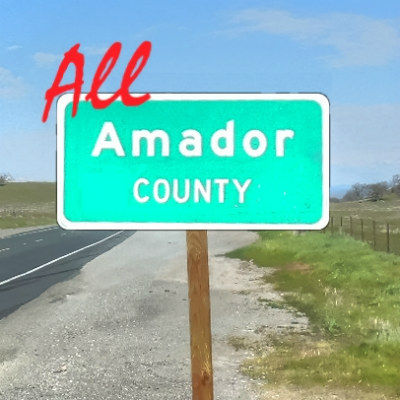 Homes for Sale in Amador County, CA
