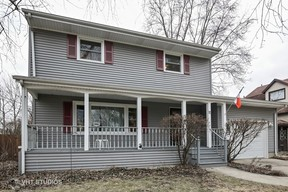 Single Family Home Listing Sold: 17 N Lincoln Ave