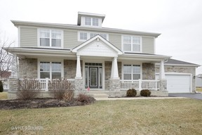 Elgin IL Single Family Home Listing Sold: $347,500