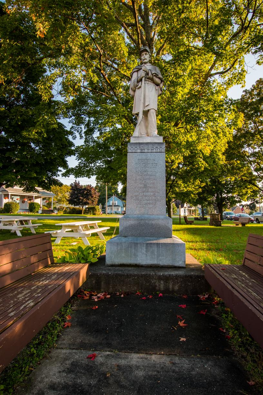Shelby War Memorial